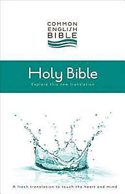 CEB Common English Thinline Bible Softcover