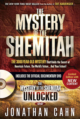 Picture of The Mystery of the Shemitah with DVD