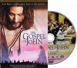 Picture of The Visual Bible - The Gospel of John DVD