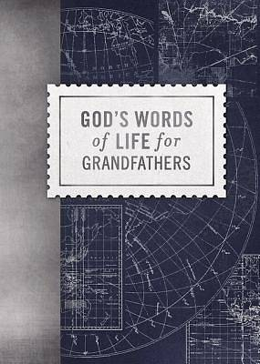 Picture of God's Words of Life for Grandfathers