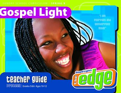 Gospel Light The Edge Teacher Guide Spring 2015