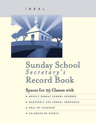 Ideal Sunday School Secretarys Record Book