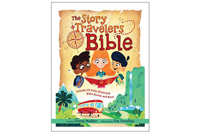 Picture of The Story Travelers Bible