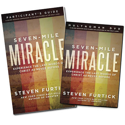 Seven-Mile Miracle DVD with Participants Guide