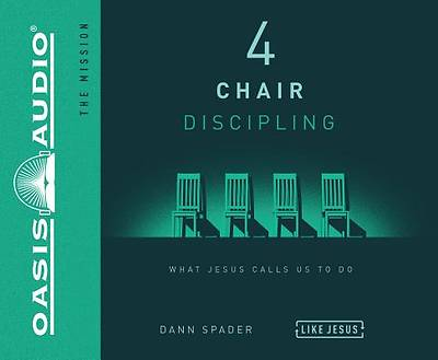 Picture of 4 Chair Discipling (Library Edition)