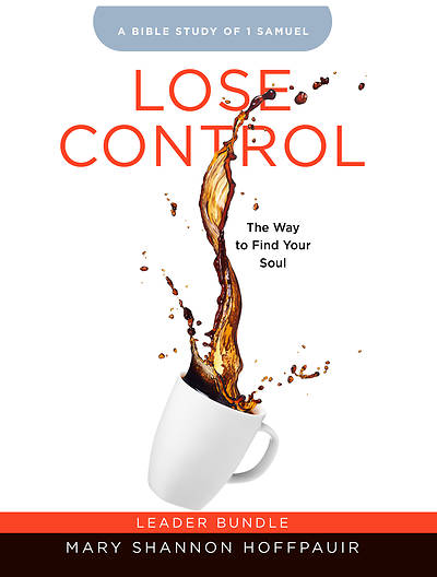 Picture of Lose Control - Women's Bible Study Leader Bundle