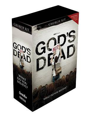 Gods Not Dead - Church Kit