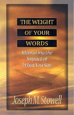The Weight of Your Words [ePub Ebook]