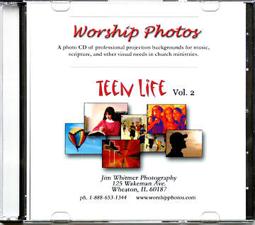 Worship Photos Teen Life Volume 2