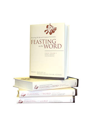 Picture of Feasting on the Word, Year B, 4-Volume Set