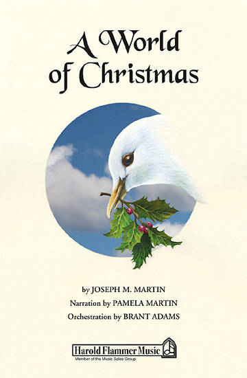 A World of Christmas Choral Book