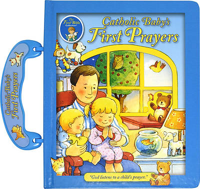Picture of Catholic Baby's First Prayers