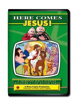 Here Comes Jesus! DVD