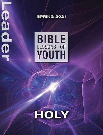 Picture of Bible Lessons for Youth Spring 2021 Leader - eBook [ePub]