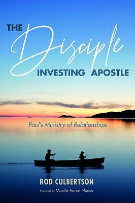 Picture of The Disciple Investing Apostle