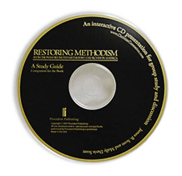 Picture of Restoring Methodism Study Guide with CDROM