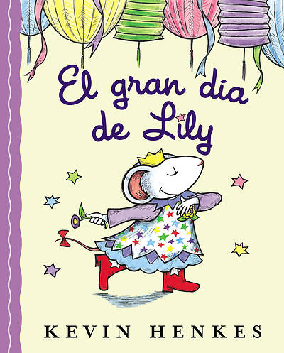 Picture of El Gran Dia de Lily = Lilly's Big Day