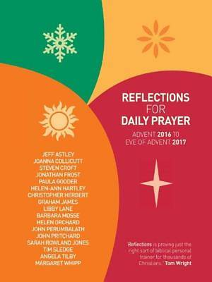 Reflections for Daily Prayer 2016-17 [ePub Ebook]