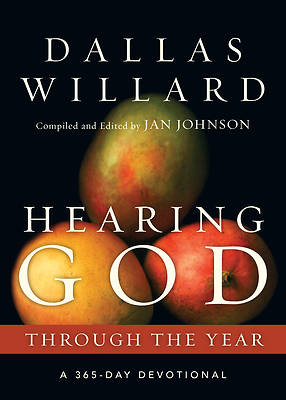 Picture of Hearing God Through the Year