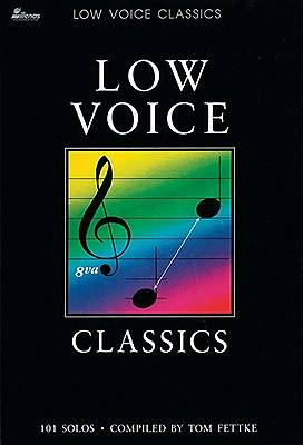 Picture of Low Voice Classics