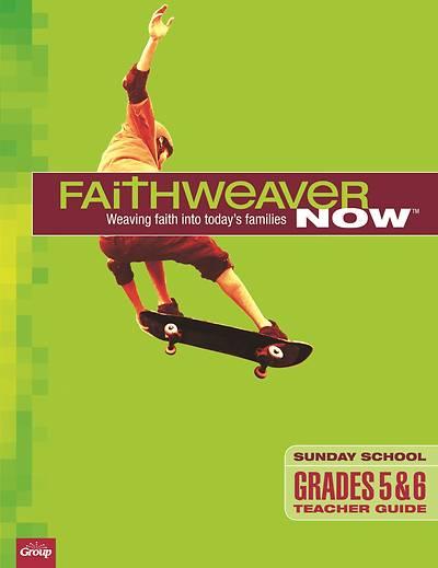 Picture of FaithWeaver Now Grade 5-6 Teacher Fall 2021