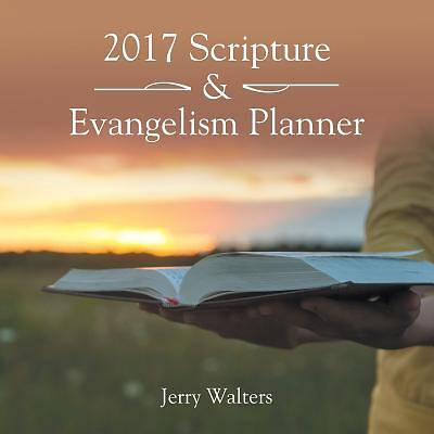 Picture of 2017 Scripture & Evangelism Planner