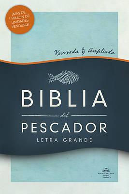 Picture of Rvr 1960 Biblia del Pescador Letra Grande, Tapa Dura