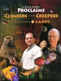 Climbers and Creepers Creation Cards