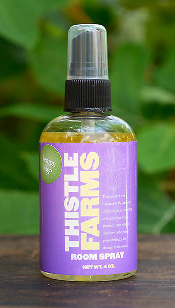 Picture of Thistle Farms Room Spray - Lemon Sage