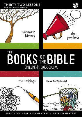 Picture of The Books of the Bible Children's Curriculum