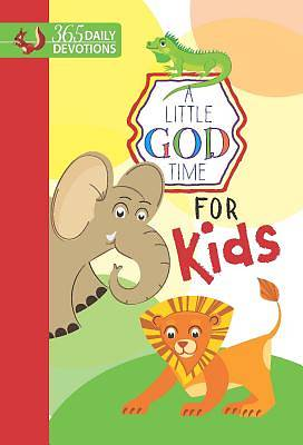 Picture of A Little God Time for Kids