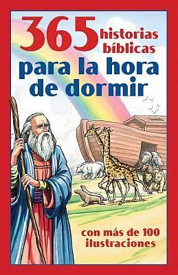 Picture of 365 Historias Biblicas Para La Hora de Dormir