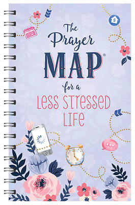 Picture of The Prayer Map(r) for a Less Stressed Life