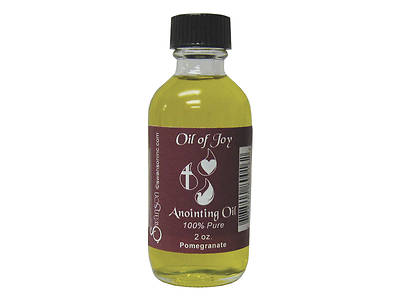 Oil of Joy 2 Oz. Pomegranate Anointing Oil