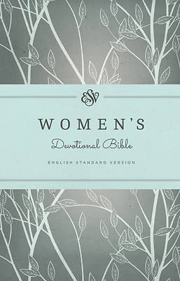 ESV Womens Devotional Bible (Green)