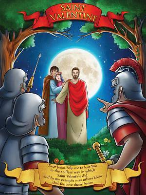 Picture of Poster - Saint Valentine