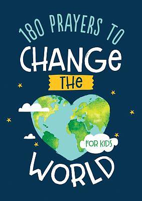 Picture of 180 Prayers to Change the World (for Kids)