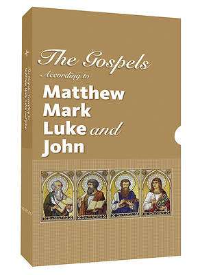 The Gospels According to Matthew, Mark, Luke and John