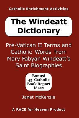 Picture of The Windeatt Dictionary