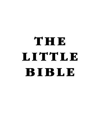 Little Bible White