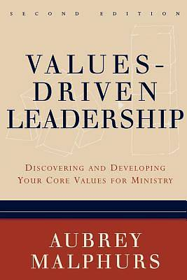 Picture of Values-Driven Leadership
