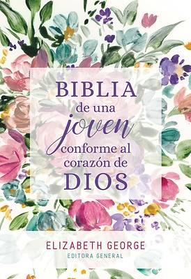 Picture of Biblia de Una Joven Conforme Al Corazón de Dios - TD
