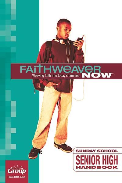 Picture of FaithWeaver Now Senior High Handbook Fall 2021