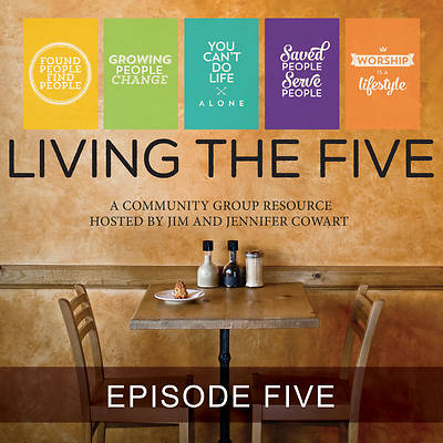 Living the Five: Streaming Video Session 5