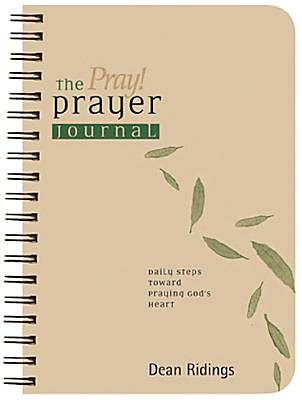 Journal Prayer The Pray