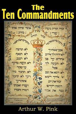 Picture of The Ten Commandments