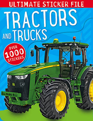 Picture of Ultimate Sticker File Tractors and Trucks