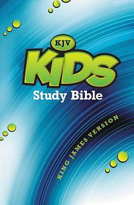 Picture of King James Version Kids Study Bible