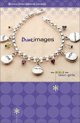 Picture of True Images: The New International Version Bible for Teen Girls