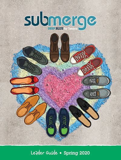 Picture of Submerge Leader Guide PDF Download Spring 2020